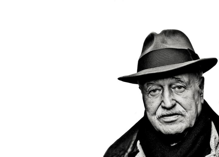 Jan Nowicki w obiektywie Jarka Jarosza