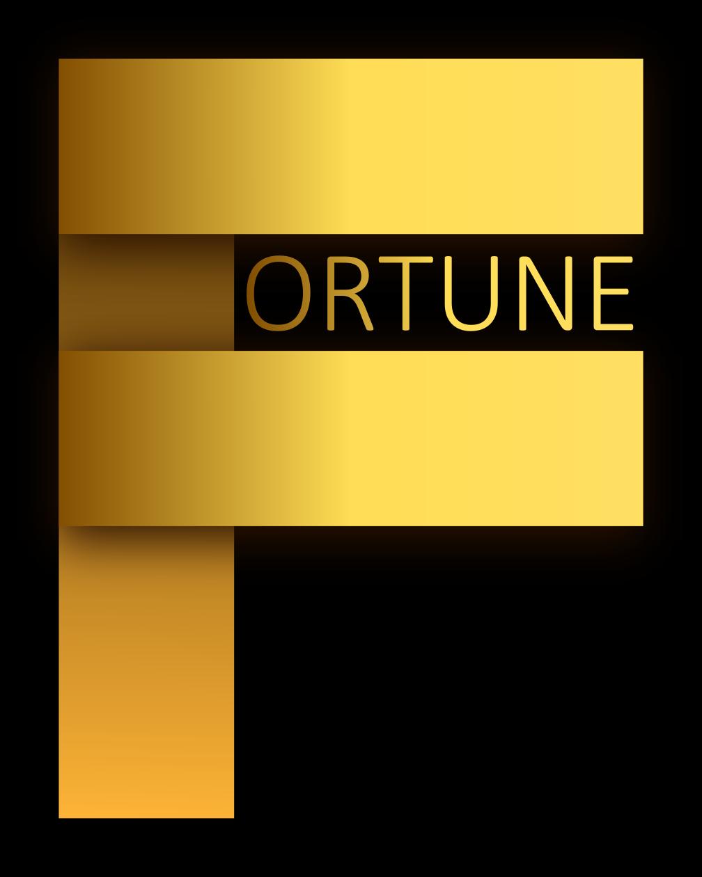 logotyp dla projektu fortune