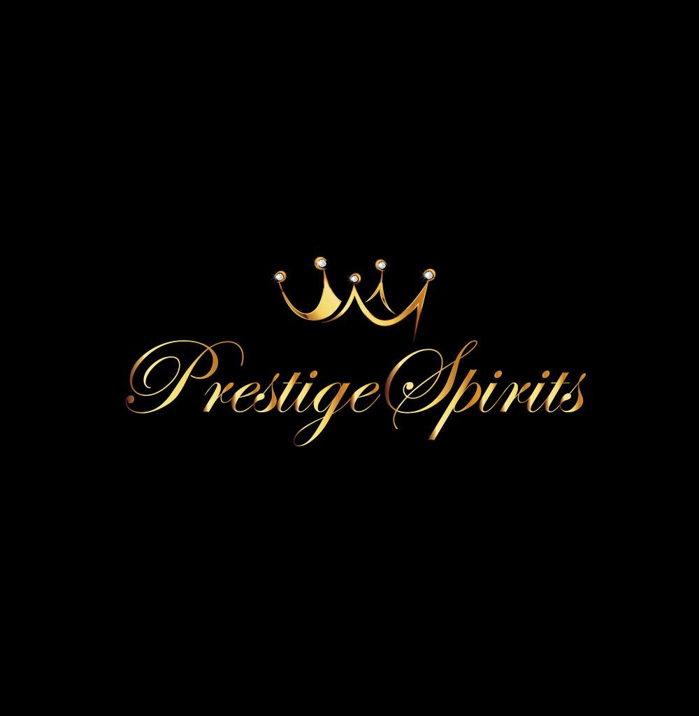 logotyp dla projektu prestige spirits